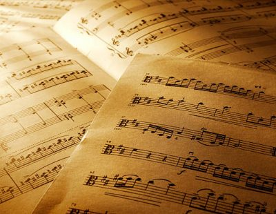 music-sheets